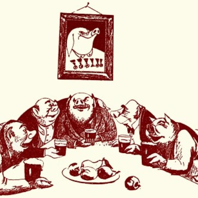 كتاب قلعه حيوانات